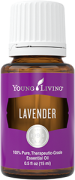 Lavender young living yannu